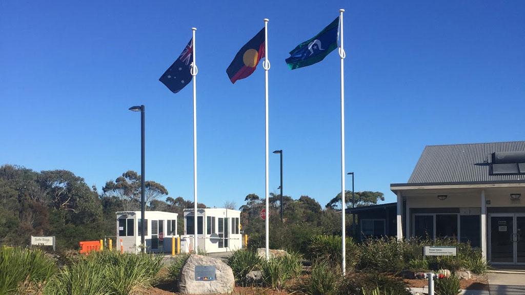 flag-installation