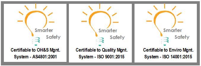 Smarter Safety Logo